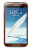 Смартфон Samsung Galaxy Note 2 GT-N7100 Amber Brown - Кострома